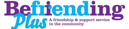 Befriending Plus logo
