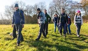 Sutton Befrienders walking groups