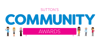 Sutton Community Awards logo 2020