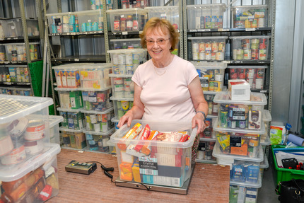 Vicki Sutton Foodbank