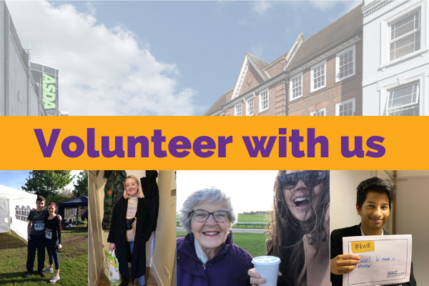Volunteer with us at Volunteer Centre Sutton 6x4